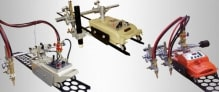 Оборудование автоматизации резки листов металла
