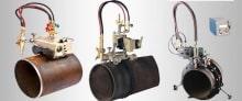 Машины для механизации резки труб