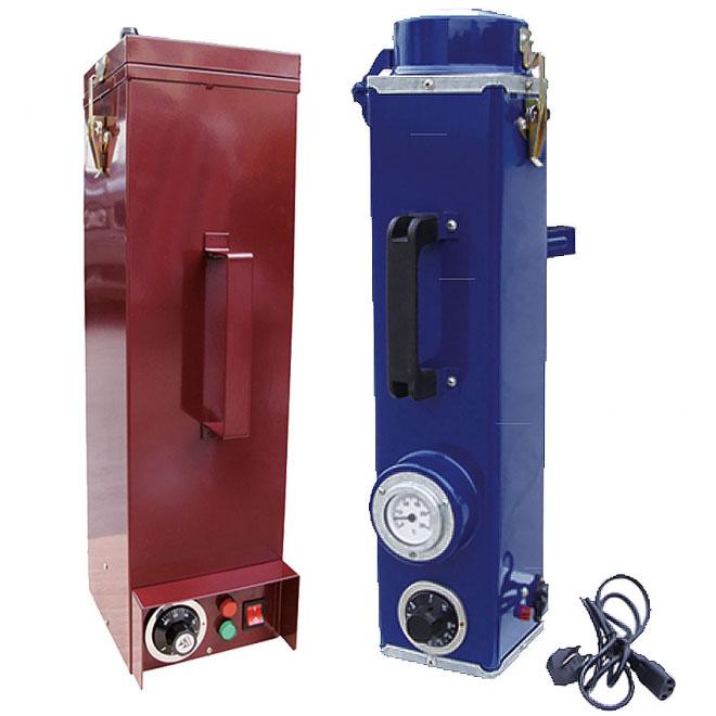 Термопеналы для сушки и прокалки электродов серии D