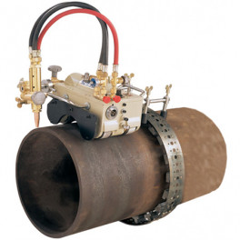 Машины резки труб CG2-11 на магнитных направляющих