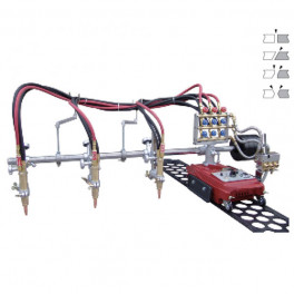 GCD3-100 - машина раскроя металла на полосы