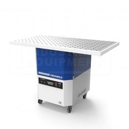 Стол сварочный вентилируемый KMF 1000