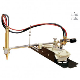 GCD-300 - машина для кислородной резки литья и проката