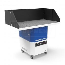 Стол сварочный KMF 1250, вентилируемый с фильтром
