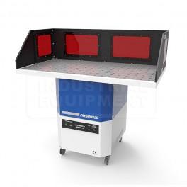 Стол сварочный вентилируемый KMF 1500 с фильтром - Купить в Украине