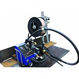 Зварювальний трактор автомат HK8-SS-L з вбудованим механізмом подавання і осцилятором для зварювання