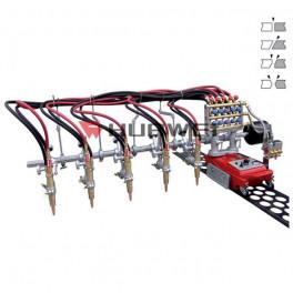 Машина для різання металу на смуги GCD5-100