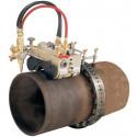 Машини різання труб CG2-11 на магнітних напрямних