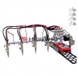 Машина для різання металу на смуги GCD4-100