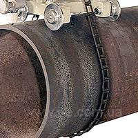 Машины резки труб на цепном приводе.
