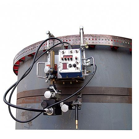 Орбитальный комплекс для механизированной сварки емкостей – HK-11W
