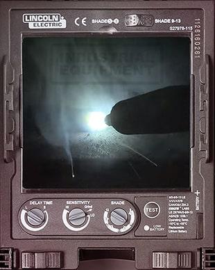 Цветопередача технологии 4C Lincoln Electric четкая и достоверная