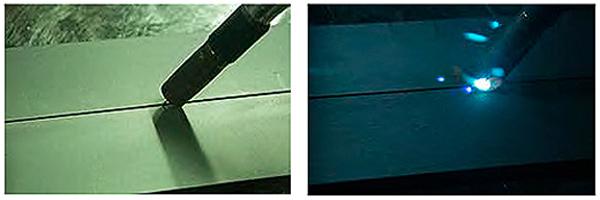 Нейтральная гамма цветов технологии 4C Lincoln Electric