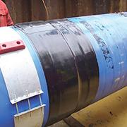 Манжеты для защиты стыков трубопровода