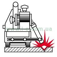 Механизация производства стыковочных сварных швов
