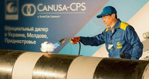 Презентация термоусадочных манжет CANUSA