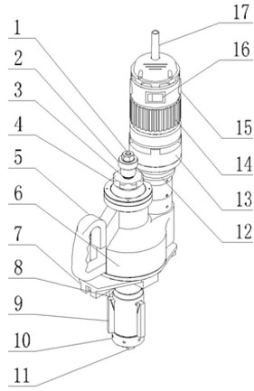 Основные узлы и детали фаскоснимателей ISY-150, ISY-250, ISY-351, ISY-630